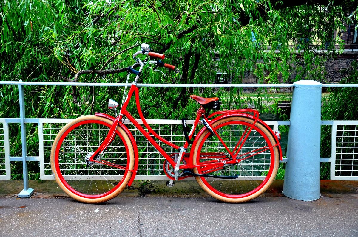 bisiklet - strasbourg