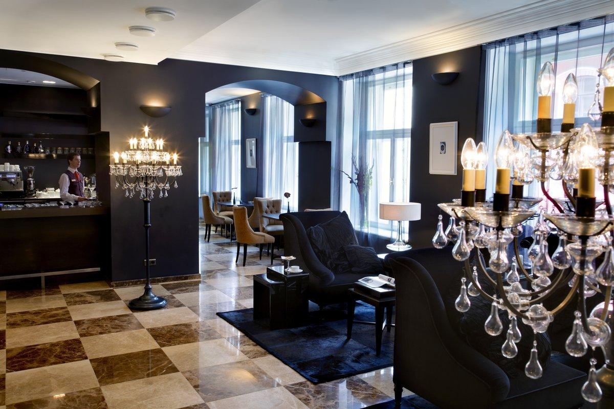 Hotelli Telegraafin aula