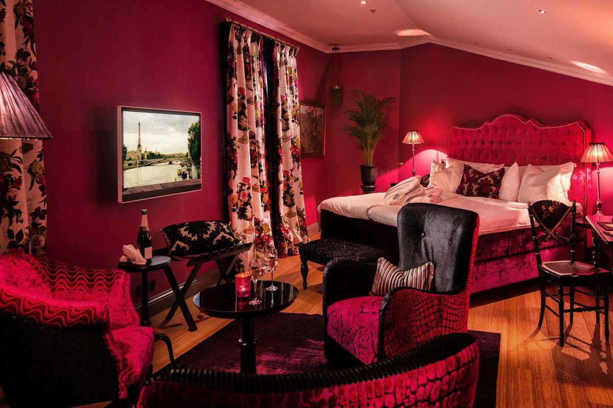 Hotelli Dorsia kuuluu Göteborgin tyylikkäimmät hotellit -kategoriaan