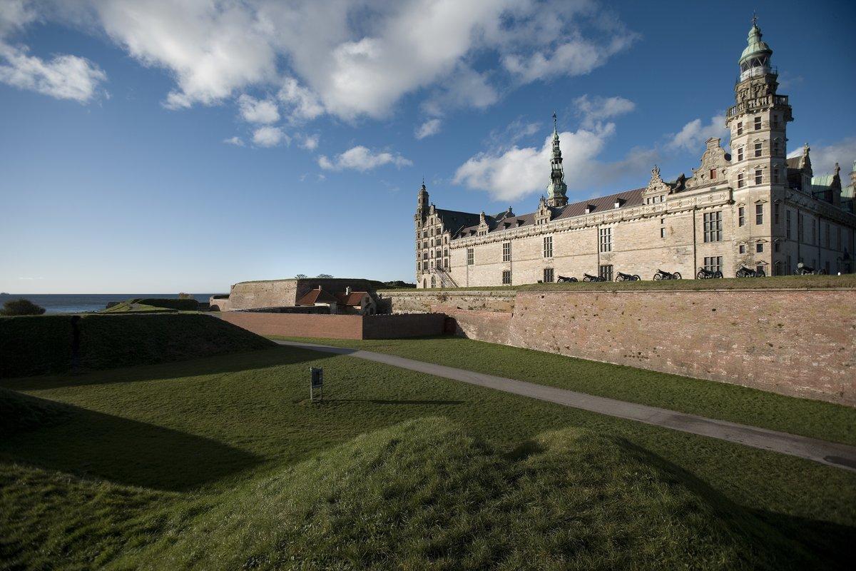 Kronborgin linna oli Hamletin esikuva