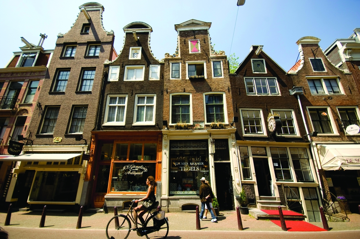 Amsterdamin Spiegelstraat