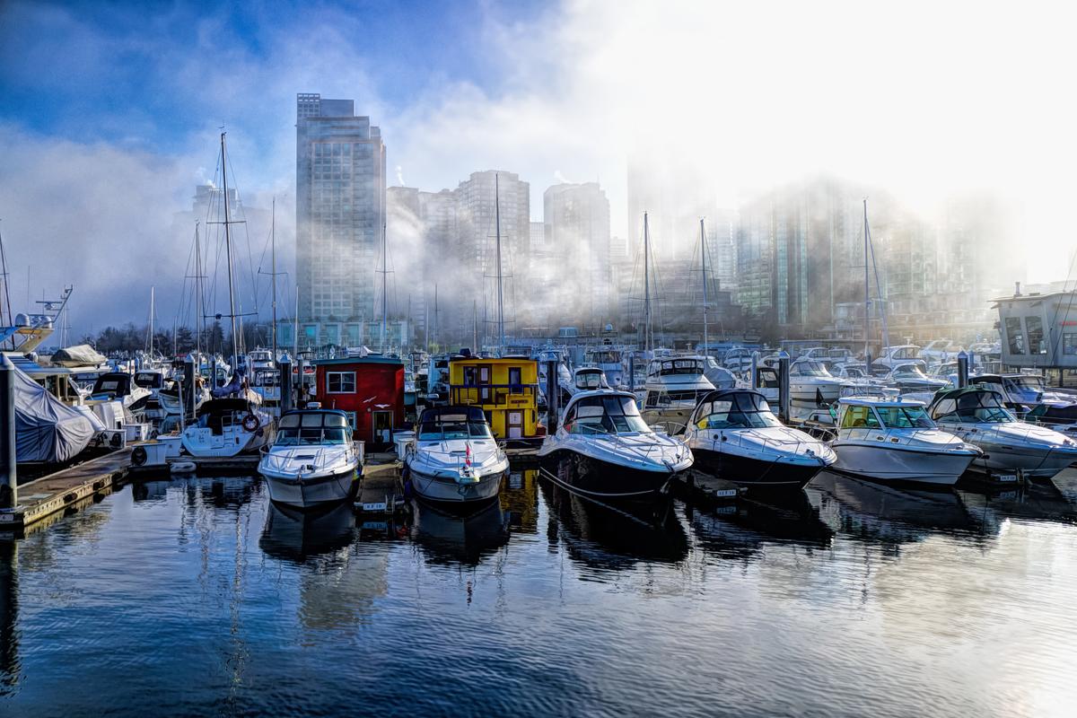 Sumu Vancouverissa