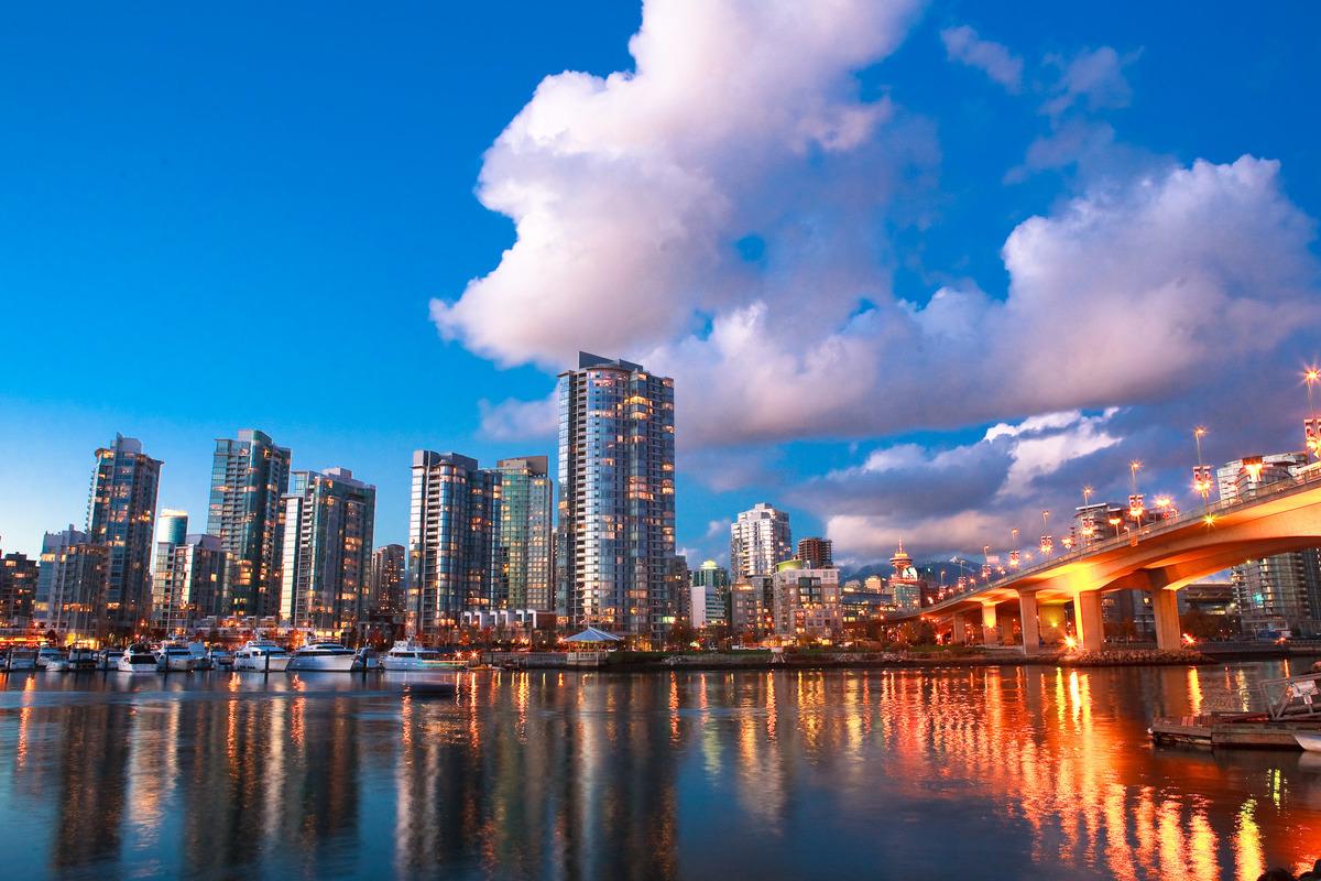 Kaunis Vancouver