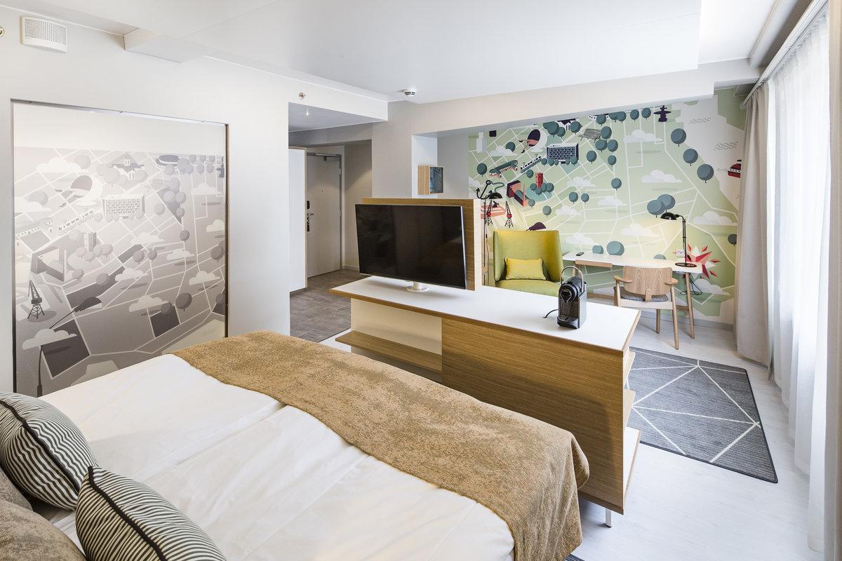 """Hotelli Indigo kuuluu """"Suomen parhaat hotellit"""" -listalle"""