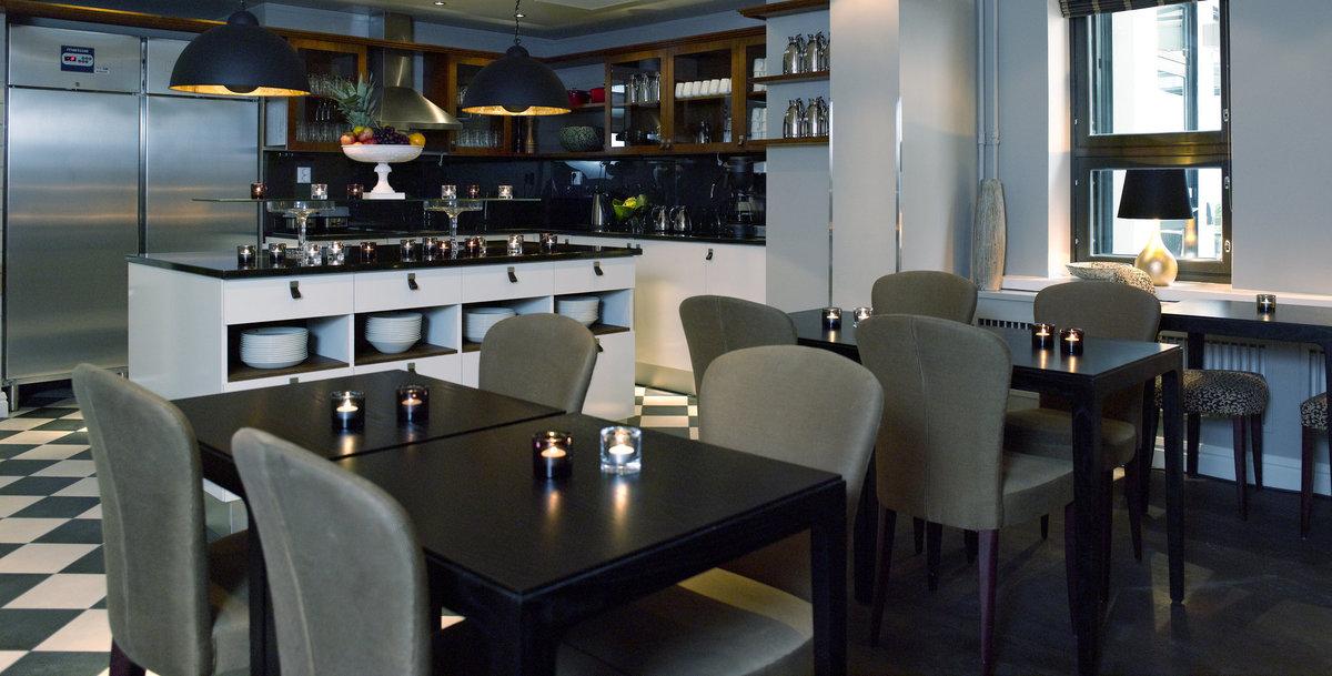 Ravintola hotelli Fabianissa