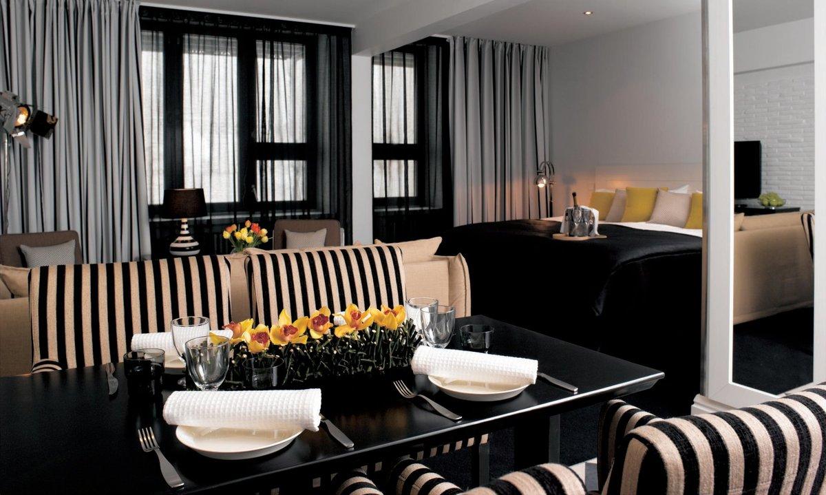 Huone hotelli Fabianissa