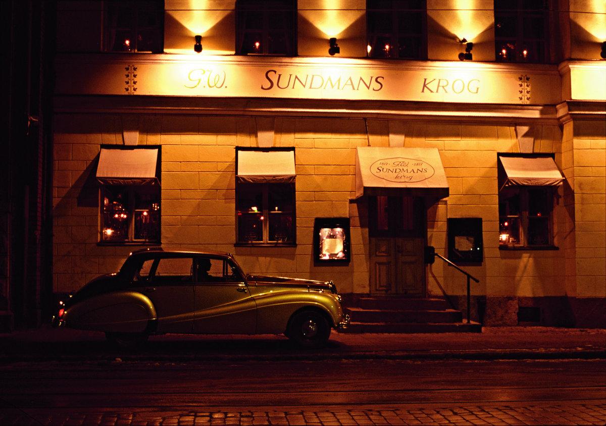 Ravintola Sundmans Krog