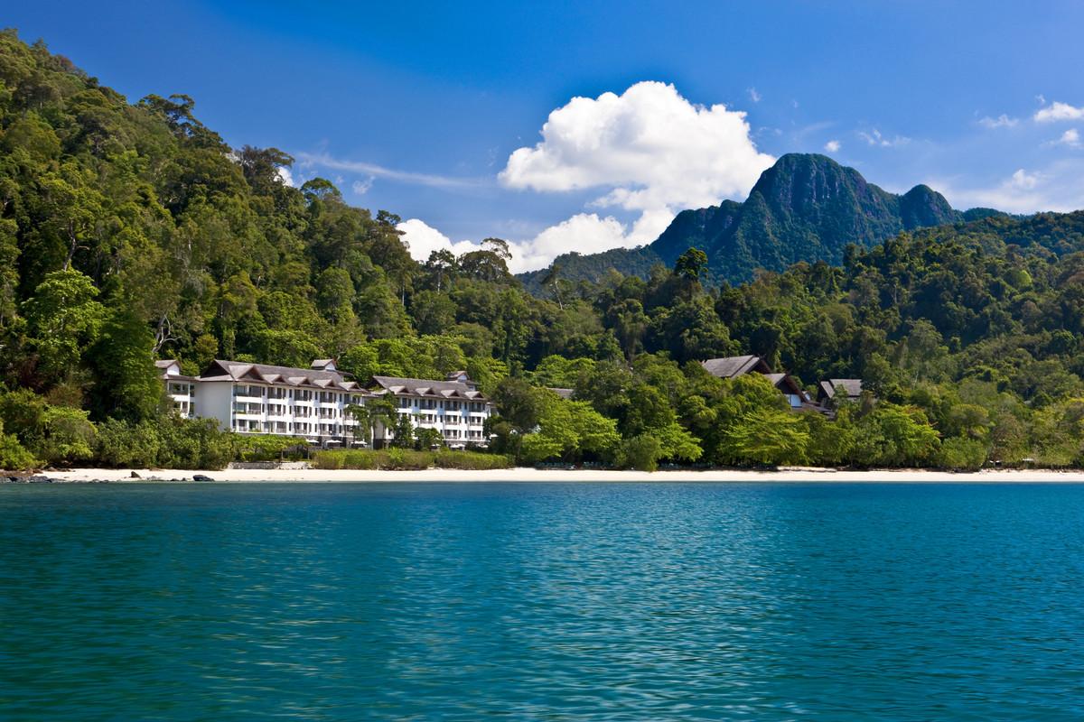 Andaman-hotelli Malesiassa
