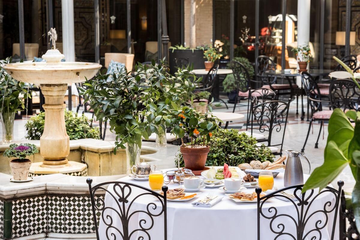 Hotel Alfonso Sevilla Brunch