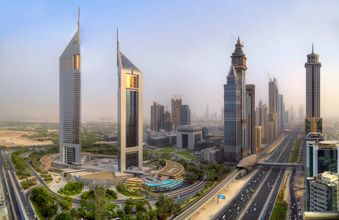 © Jumeirah Emirates Towers Hotel