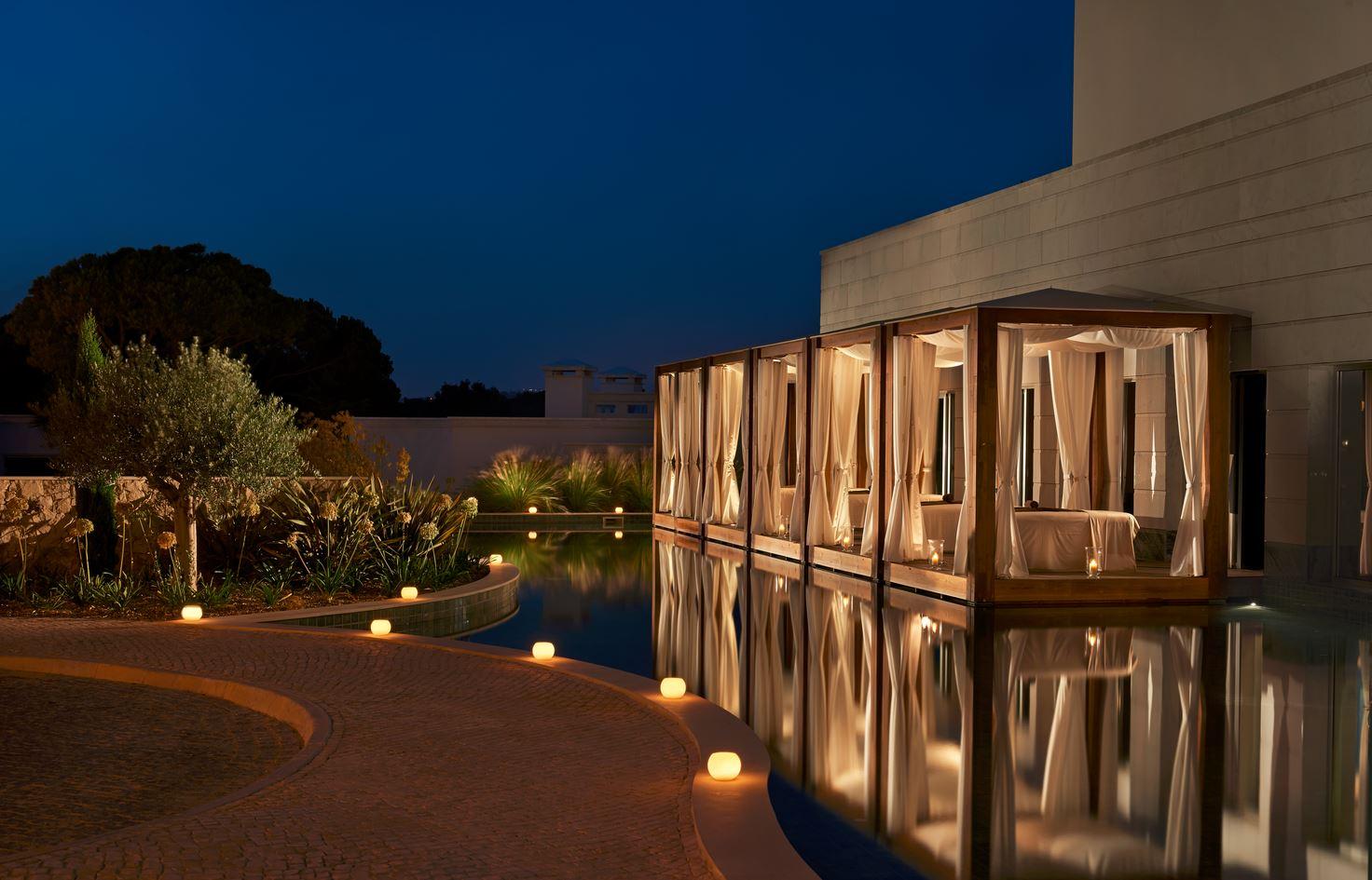 melhores hoteis spa Conrad Algarve