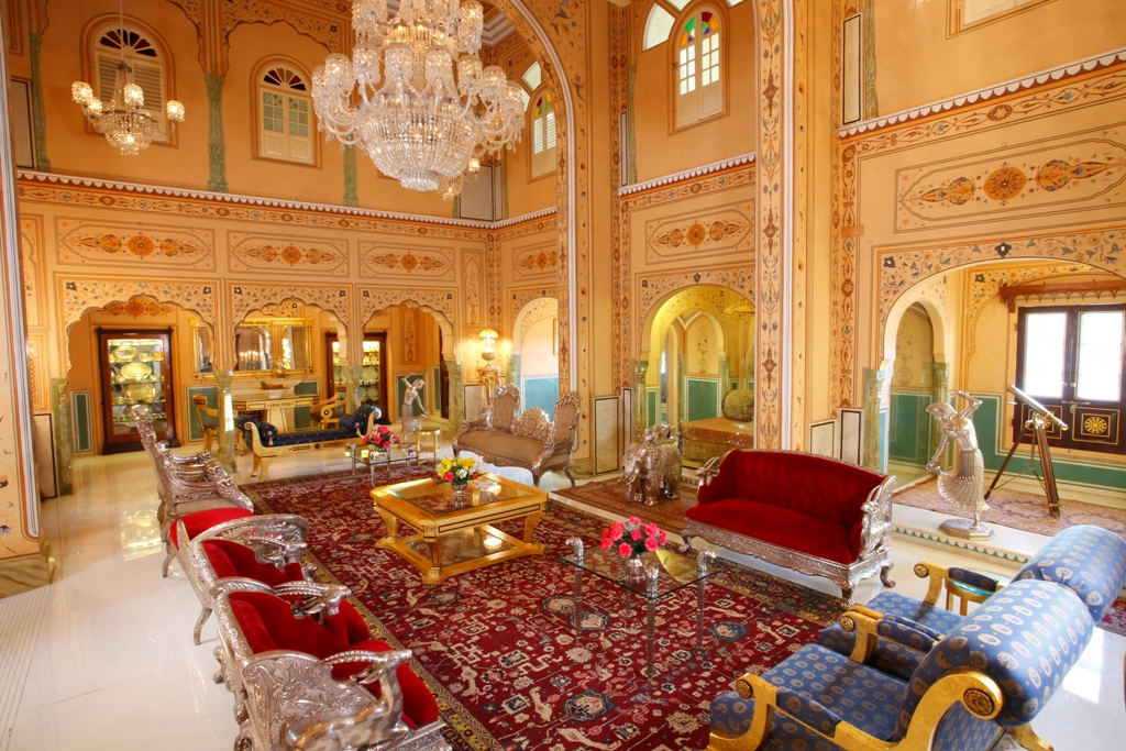 © The Raj Palace