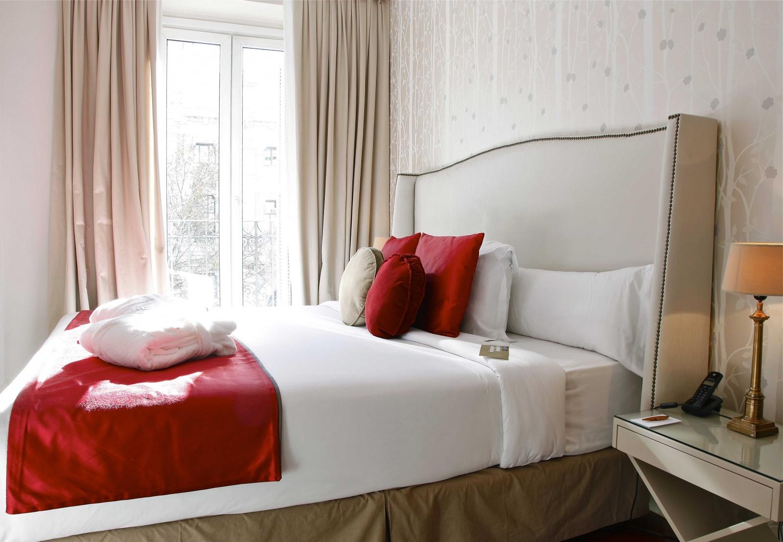 los mejores hoteles de madrid