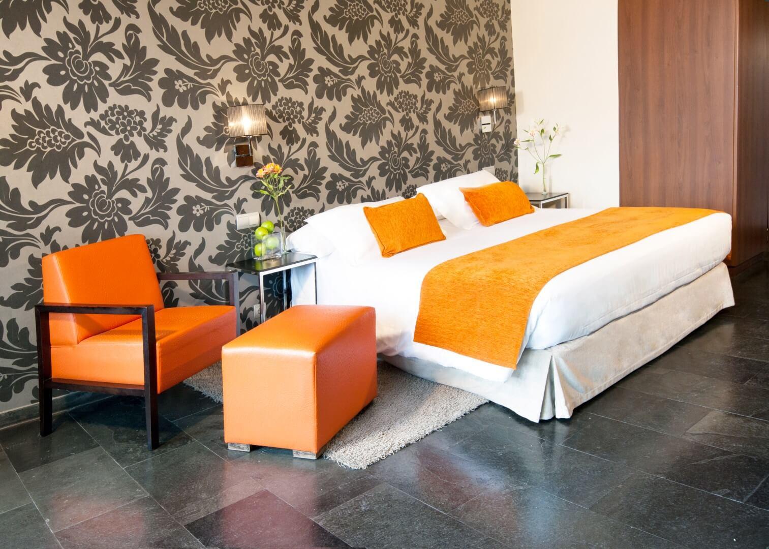 Los mejores hoteles de madrid for Restaurante jardines de sabatini