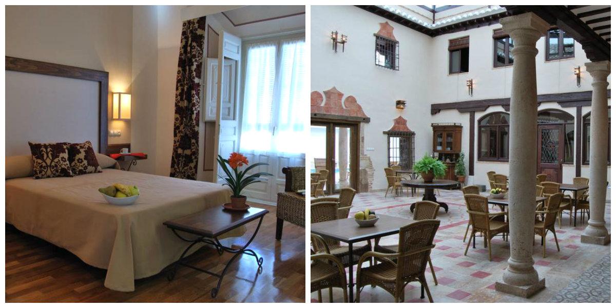 Los mejores hoteles de castilla la mancha - Hotel casa grande almagro ...