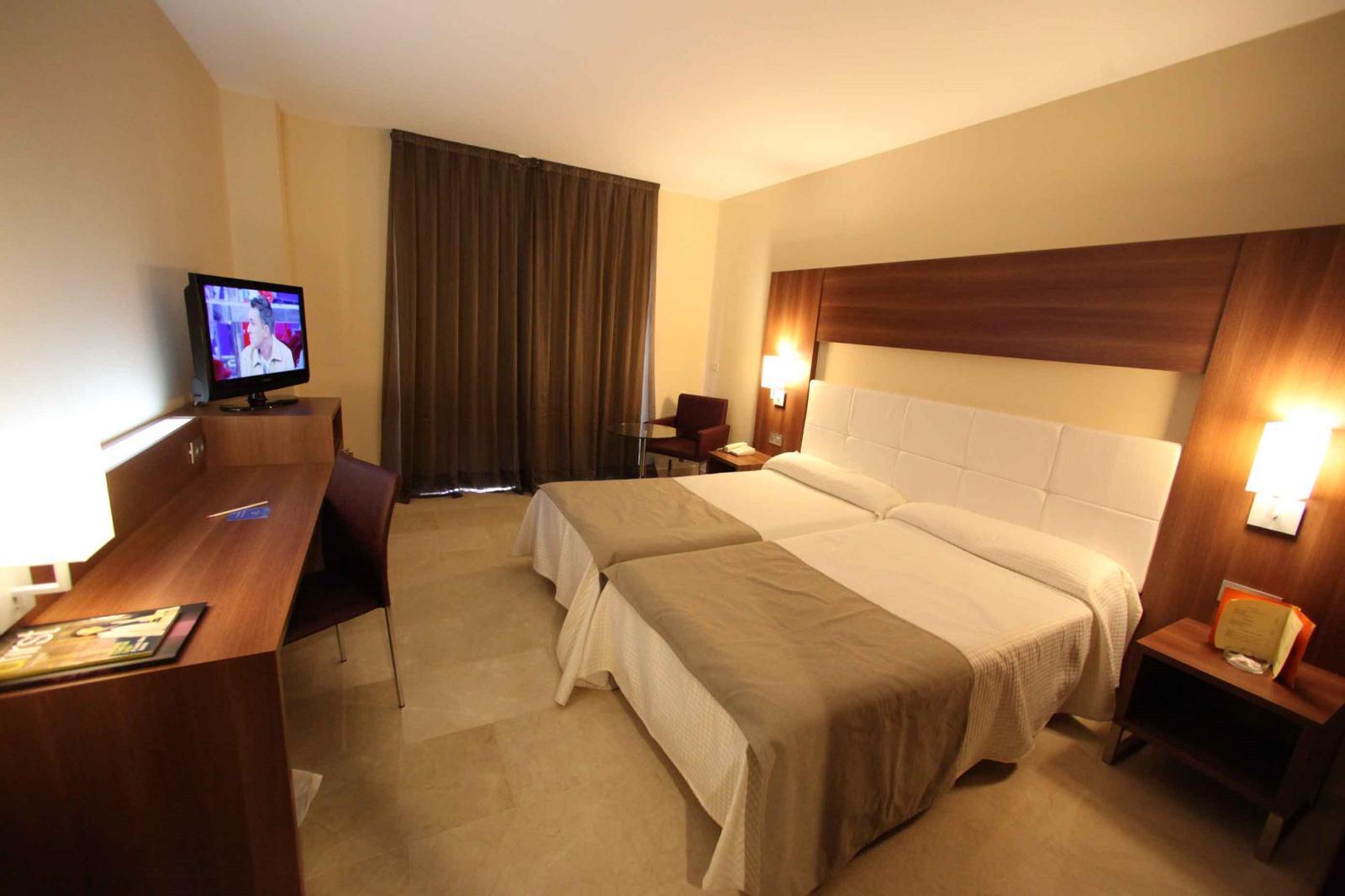 Mejores hoteles de murcia for Spa jardines lorca