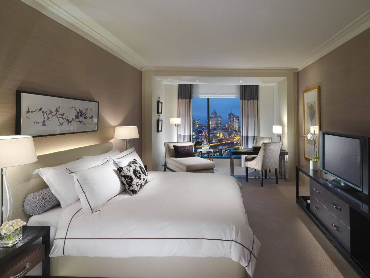 Room at Crown Towers, Melbourne
