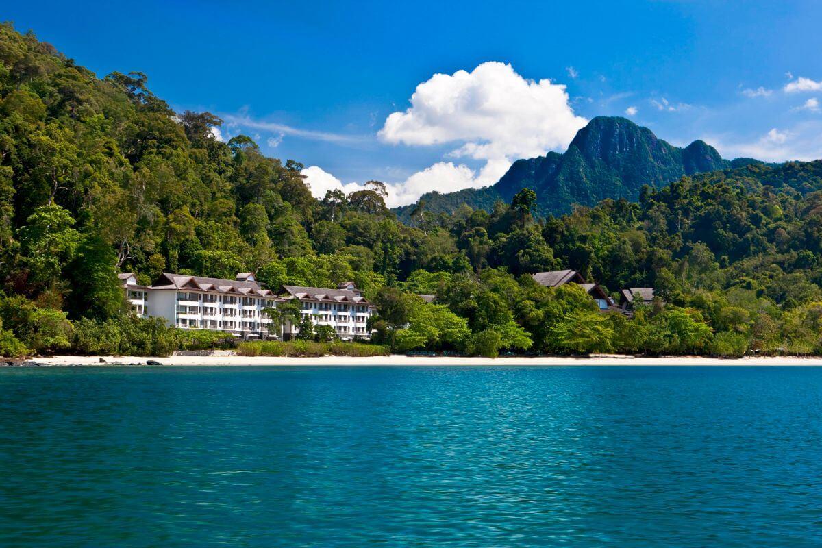 Andaman - surroundings