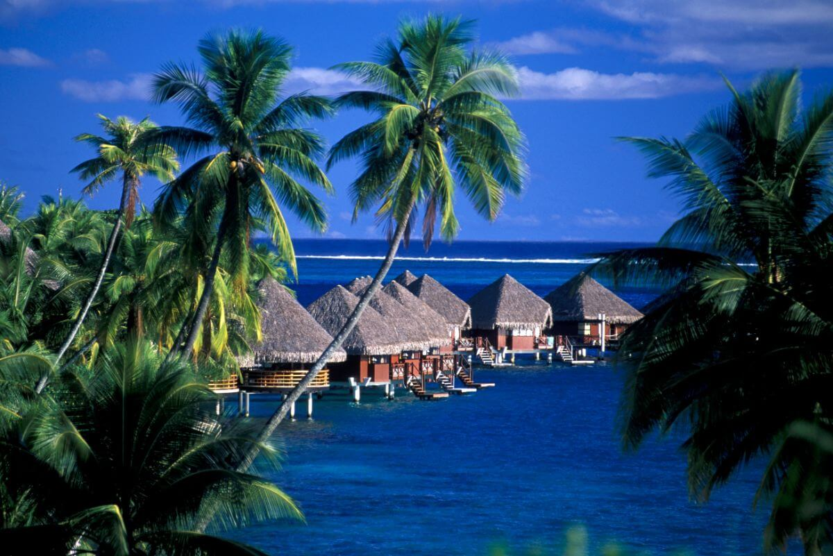 Intercontinental Tahiti-exterior