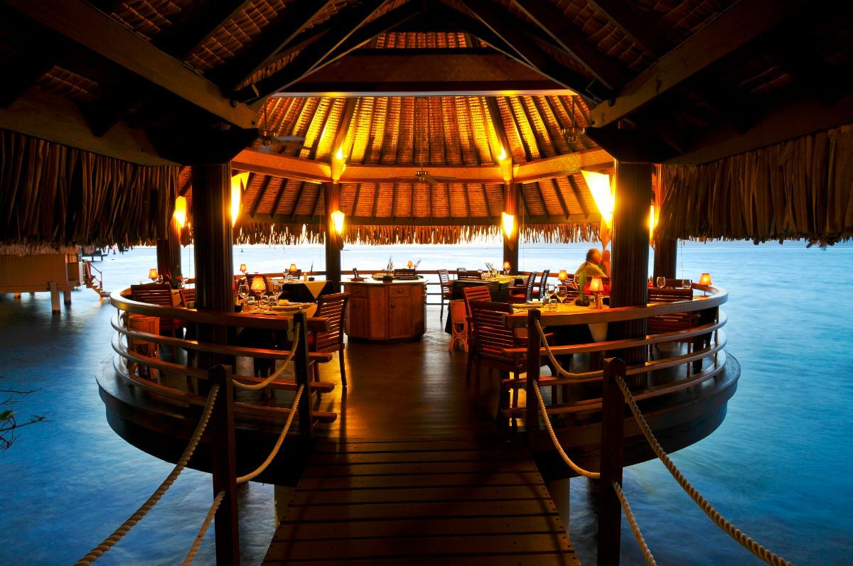 Intercontinental Tahiti-restaurant