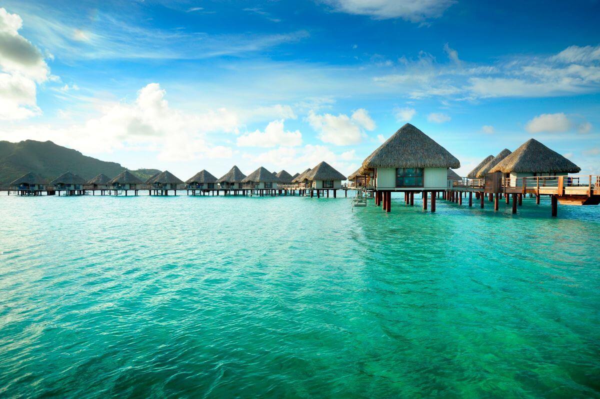 Le Meridien Bora Bora-exterior