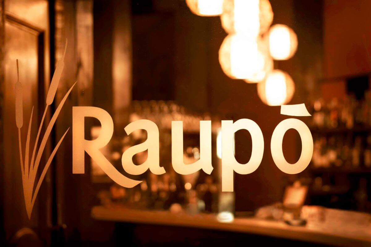 Raupo riverside cafe
