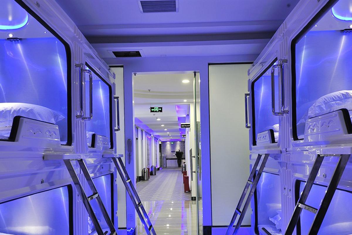 Pengheng Space Capsule Hotel