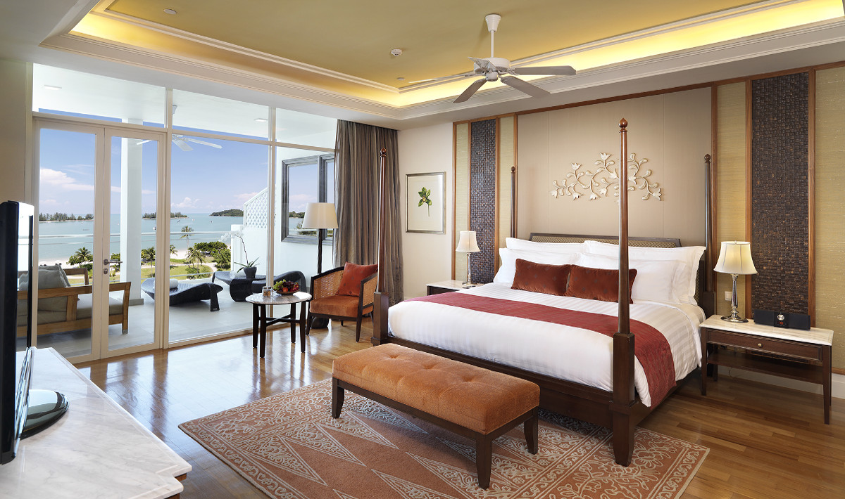 Los hoteles romanticos mas lujosos del sudeste asiatico