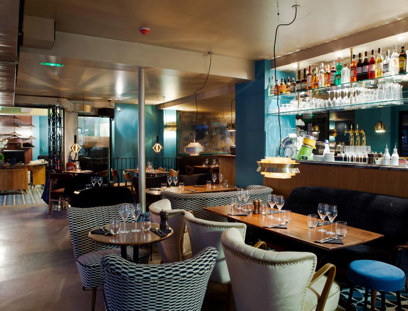 Restaurant Chez Edgard Paris