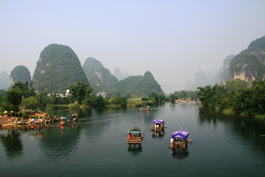 Guilin - Chine
