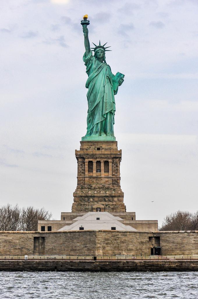 L'histoire de la Statue de la Liberté