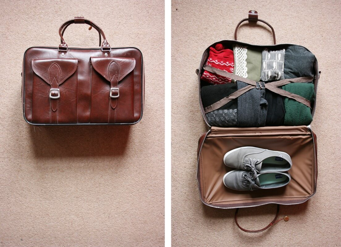 Faire sa valise en 3 tapes le guide pratique indispensable - Comment ranger les sous vetements ...