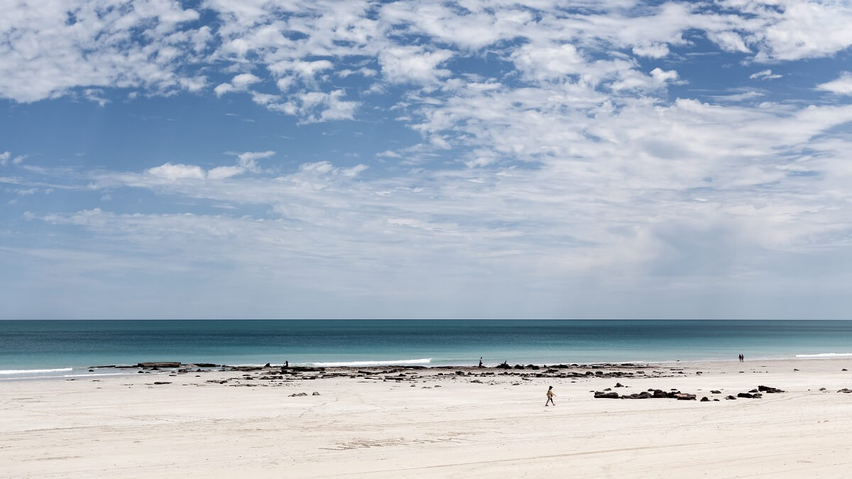 Plage de Cable Beach - Australie