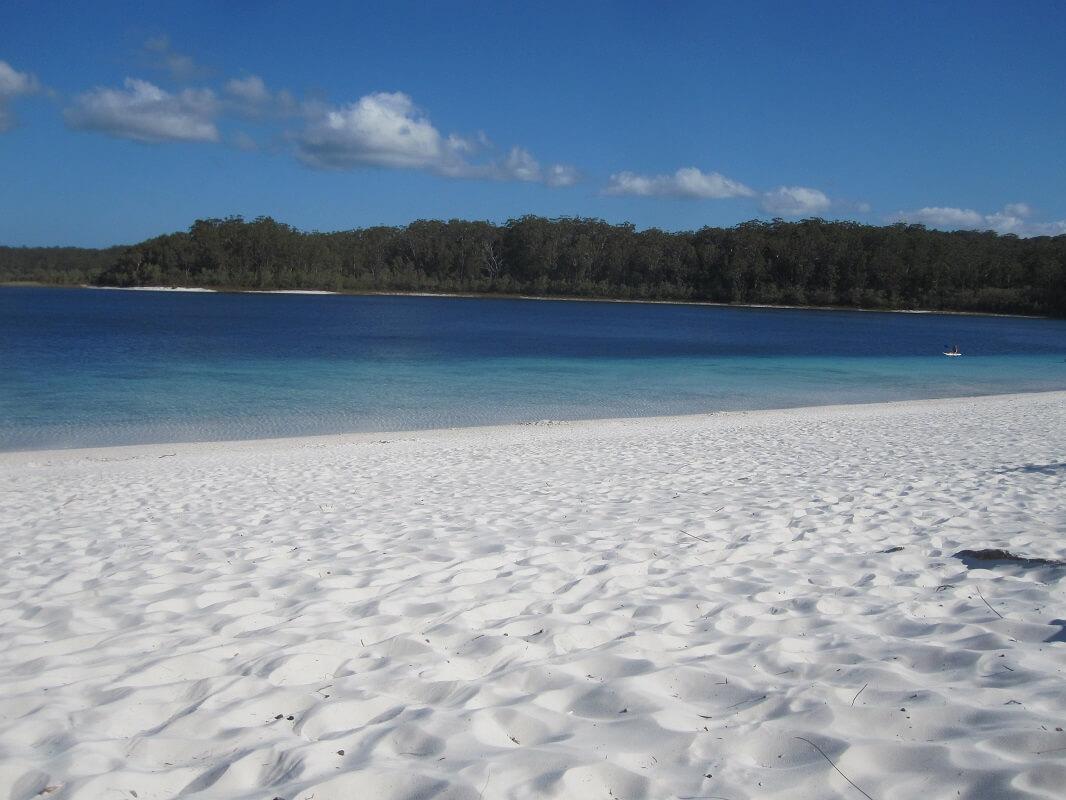 Lac McKenzie - Australie