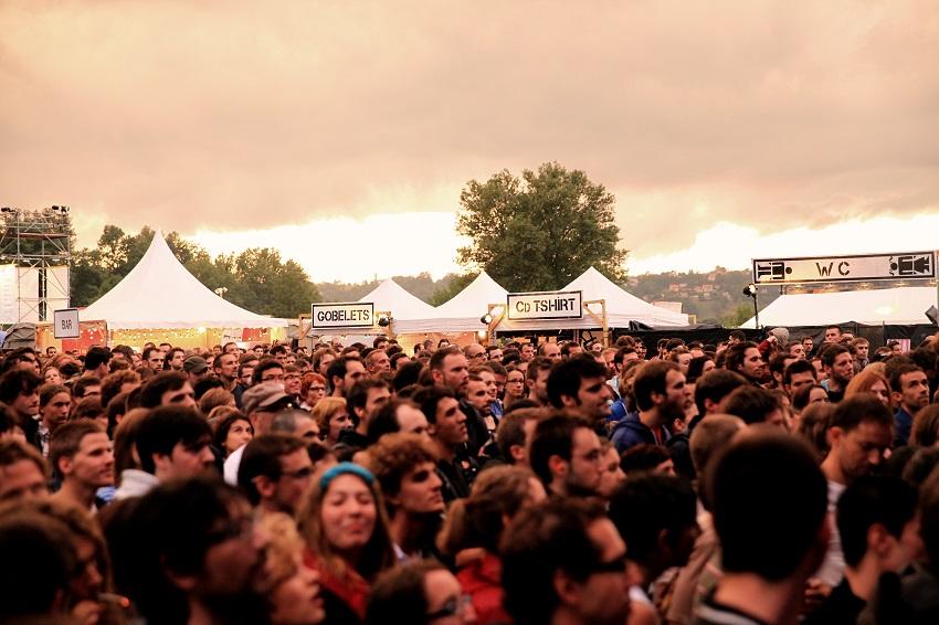 Concert festival Woodstower 2013