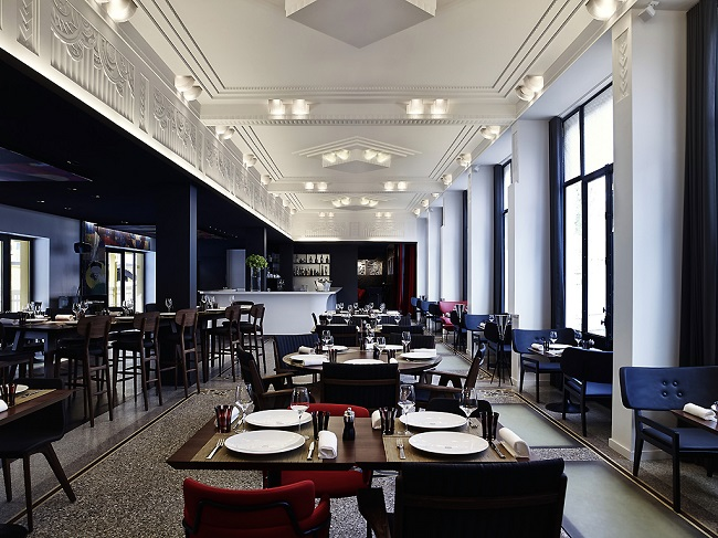 MOLITOR PARIS BY MGALLERY - salle du restaurant de Yannick Alleno