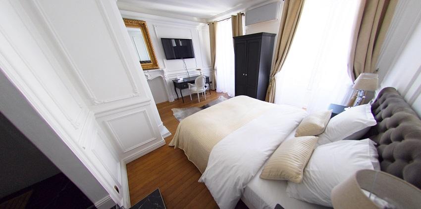Chambre - Arts Hotels - Lyon
