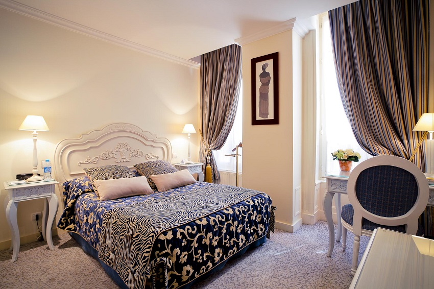 Chambre - Grand Hôtel des Terreaux - Lyon