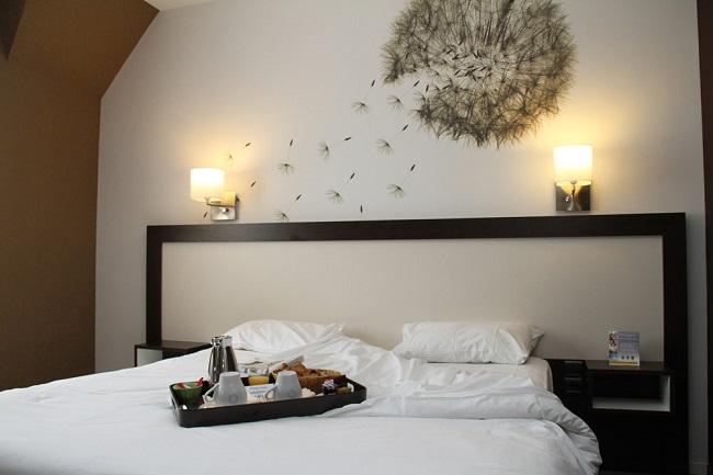 Room service - Eco-hôtel La Marébaudière - Vannes