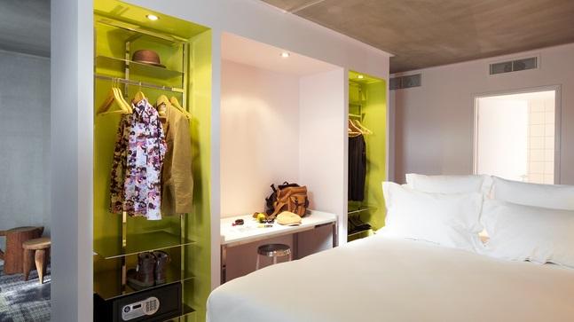 Chambre Mama Shelter - Marseille