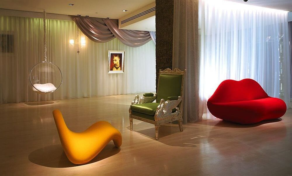 Lobby - Hôtel Sanderson - Londres