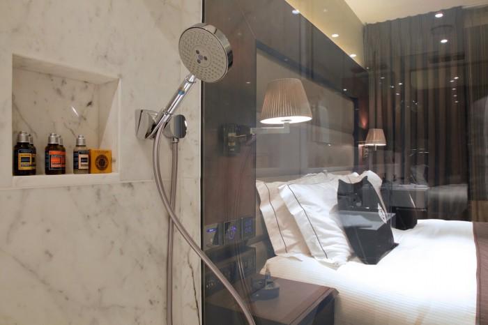 Chambre - Hôtel Eccleston Square - Londres