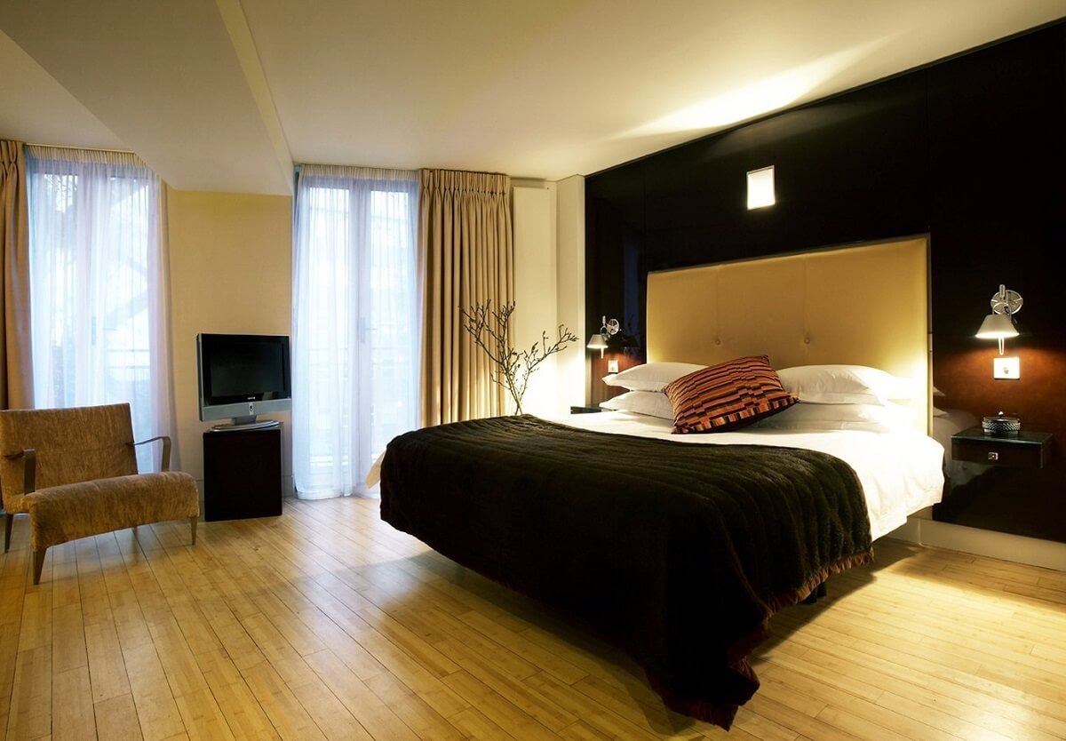 Chambre - Hôtel N°5 Maddox Street - Londres