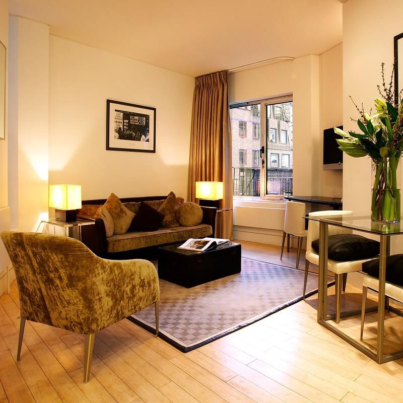 Salon - Hôtel N°5 Maddox Street - Londres