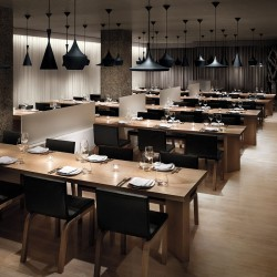 Restaurant - Hôtel Sanderson - Londres