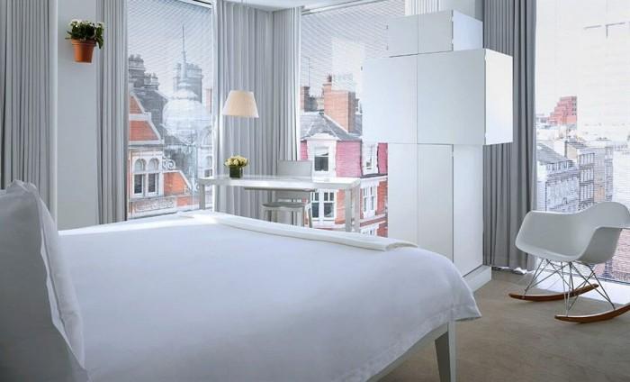 Chambre - Hôtel St Martins Lane - Londres