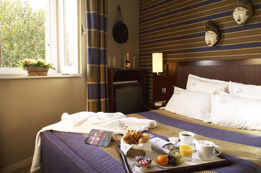 Restaurant Les Beaux Arts Toulouse Hotel