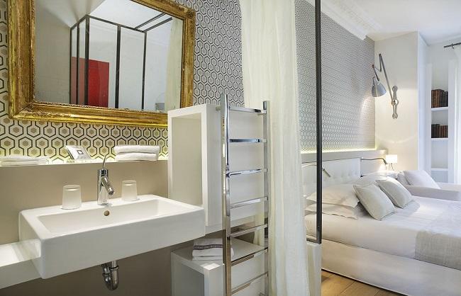 Hôtel de Banville Paris - Chambre