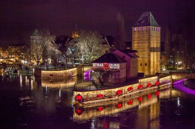 Pont des soupirs de Strasbourg © Philippe de Rexel