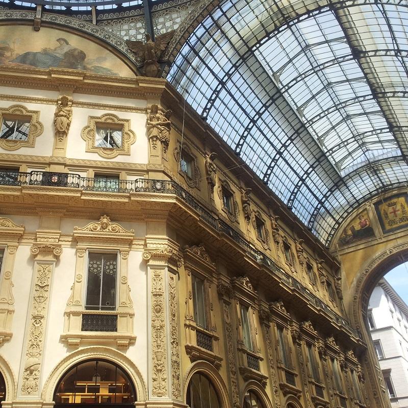 Galeria Vittorio Emanuele - Milan